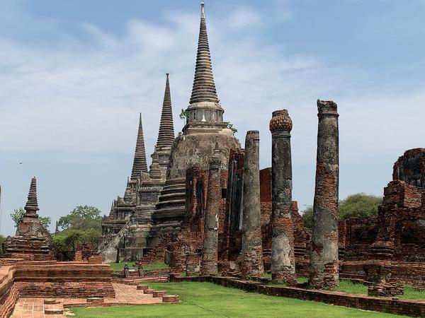 0609Wat Phra Si Sanphet(ワット・プラシー・サンペット).jpg